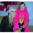 Lunch with Lindsey Vonn