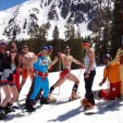 Arapahoe Basin: Pond Skimming