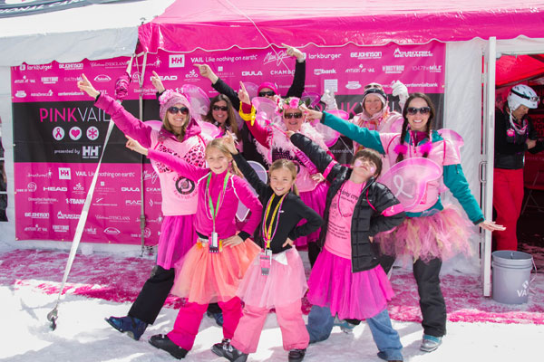 Head to Vail on March 21 and you will see an inordinate number of tutus.